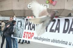 PROTEST-BEGINNING